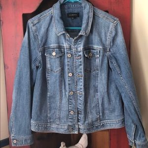 Talbots Denim Jacket